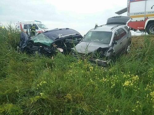 MIMORIADNE Pri dopravnej nehode