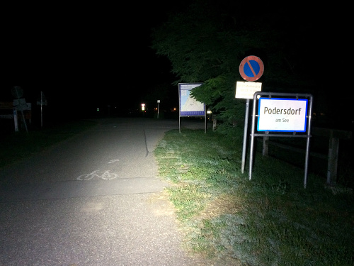 Víkendová jazda na bicykli