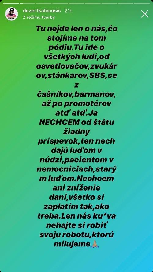 Rozzúrení slovenskí umelci: Narastajúce