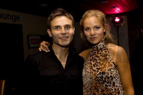 Ivana Surovcová a brat