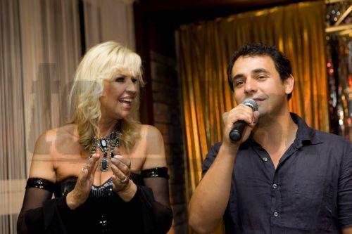 Eva Máziková s Filipom