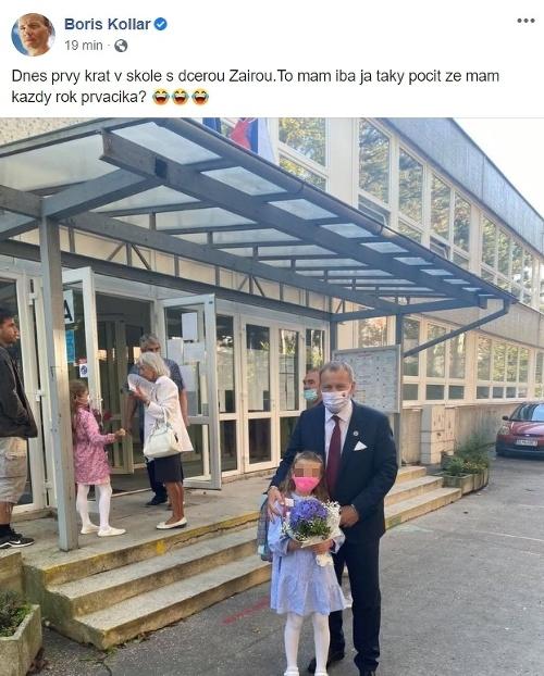 Politici vyprevádzajú deti do