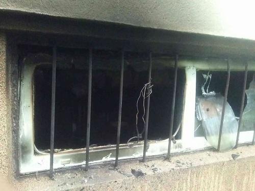 Pre požiar bytovky v