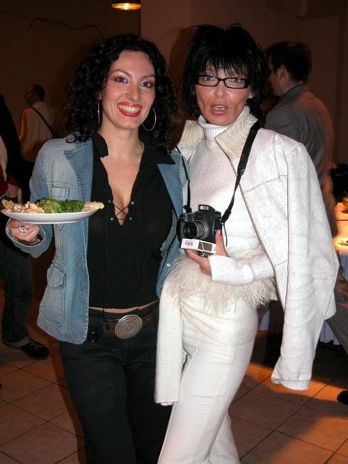 Katarína Hasprová a Katarína