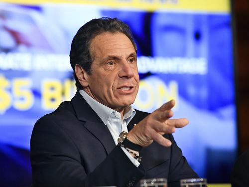 Guvernér štátu New York