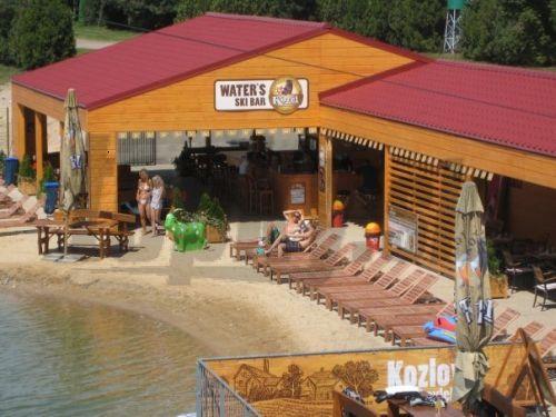 Waterski bar na Zlatých