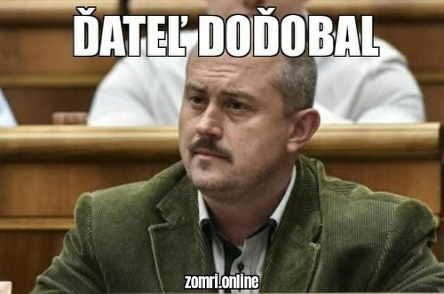 Výsmech Kotlebovi do tváre: