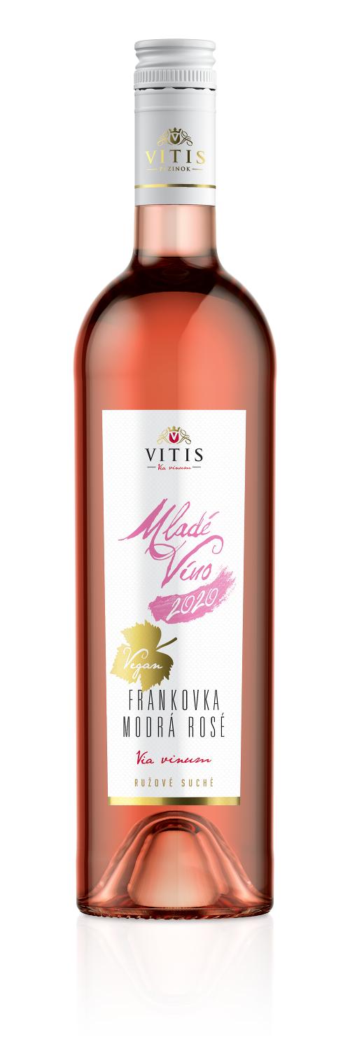 Mladé vína VITIS reagujú