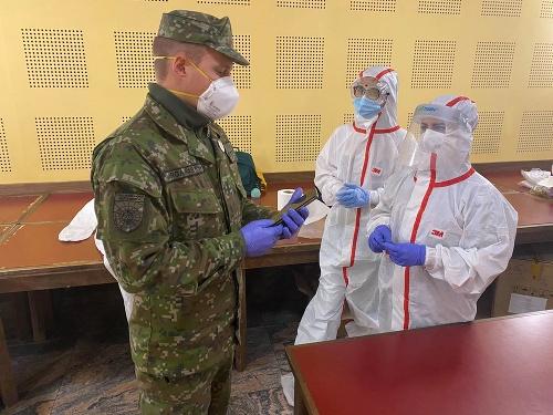 Slovensko čaká plošné testovanie: