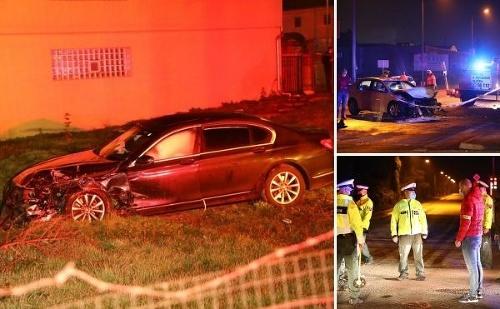 Dopravná nehoda Borisa Kollára:
