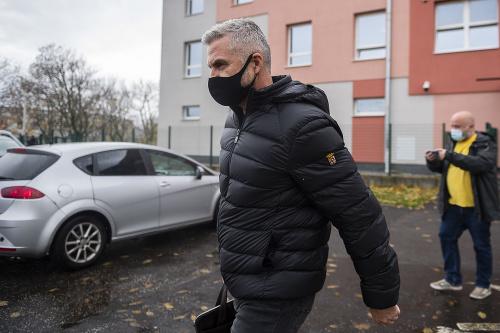 Tibor Gašpar podal trestné