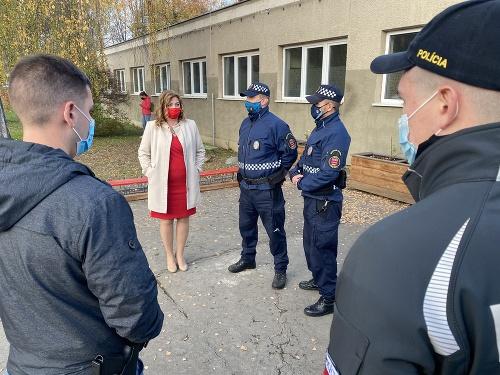 Testovanie v Prešove