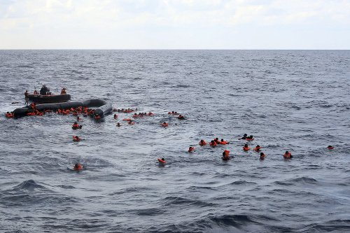FOTO V Stredozemnom mori