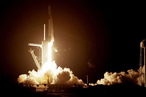 Vesmírna loď spoločnosti SpaceX