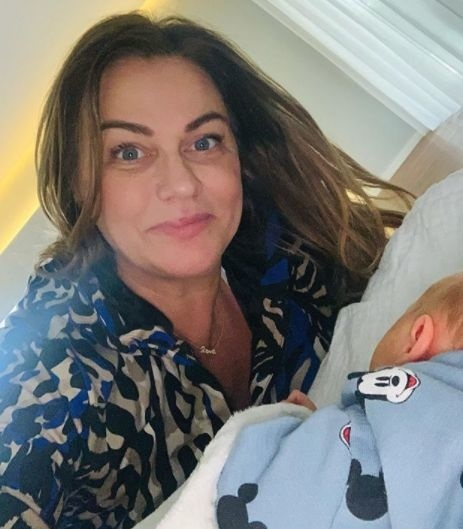 Beňovej trable s bábätkom: