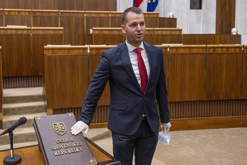 Krajčír navrhuje zrušiť bratislavskú
