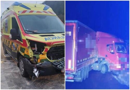 Nehody v okrese Žiar