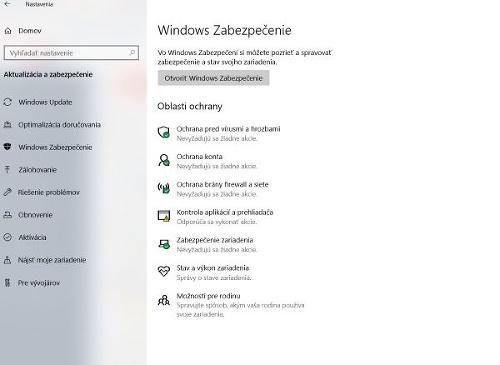 Máte Windows 10? Týchto