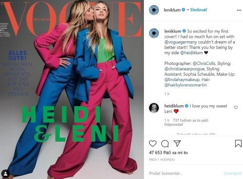 Heidi Klum a jej
