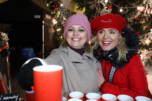 Vianoce lámu ľady: Markizáčka
