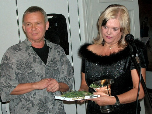 Zoro Laurinc a Marcela