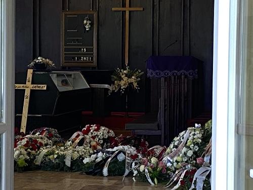 VIDEO Milana Lučanského pochovali: