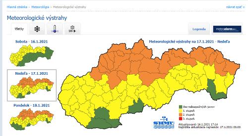 Slovenský hydrometeorologický ústav (SHMÚ)