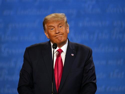 Posledná predvolebná prezidentská debata