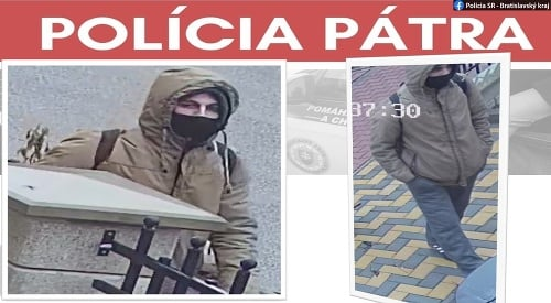 FOTO Polícia vyšetruje krádež
