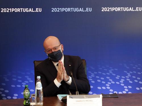 Predseda Európskej rady Charles