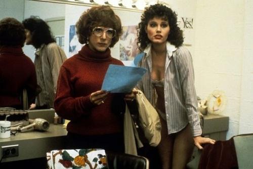 Dustin Hoffman a Geena