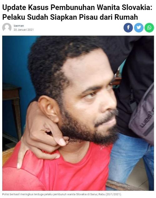 Podozrivého muža zadržala polícia