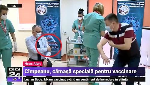 Rumunský minister spôsobil senzáciu