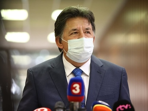Minister životného prostredia Ján