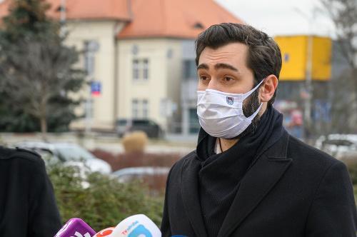 Primátor mesta Nitra Marek