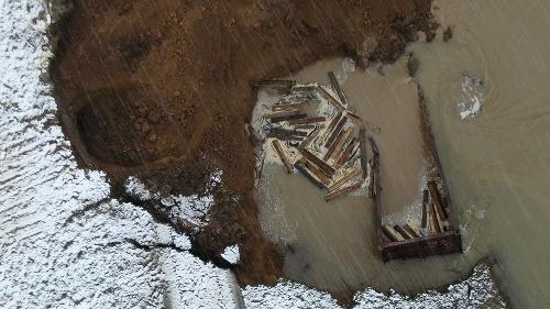 FOTO nešťastia počas výstavby