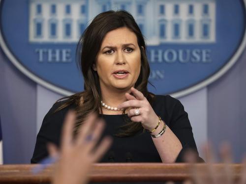Sarah Huckabeeová-Sandersová