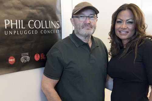 Phil Collins a Orianne