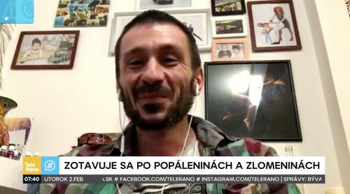 Slovenského tanečníka (41) zasiahlo