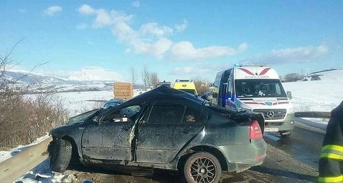 FOTO Desivá nehoda na