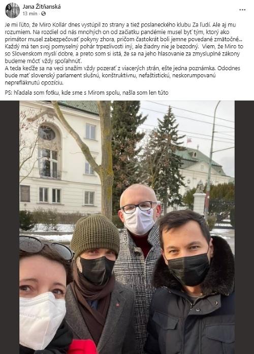 Miroslav Kollár nadobro odchádza