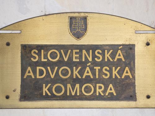Slovenská advokátska komora