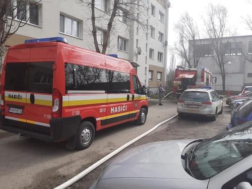 Na Košickej ulici v