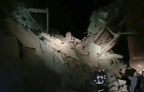 Tragédia v Rusku: Zrútila