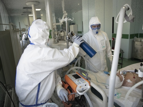Tempo prírastku celosvetovo infikovaných