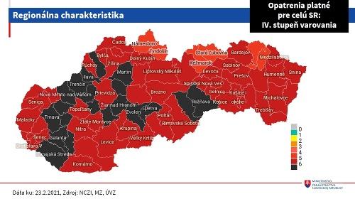 KORONAVÍRUS Situácia na Slovensku