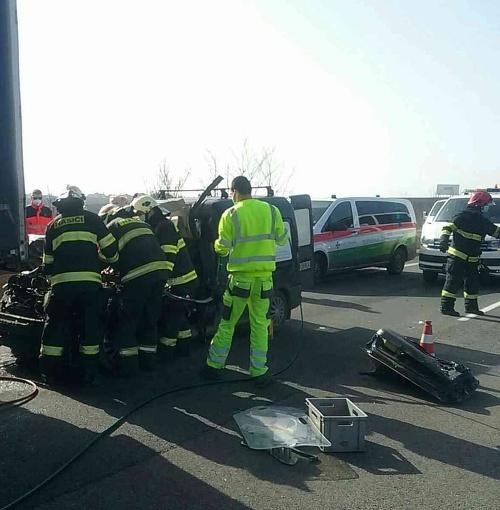 Tragická nehoda pri Nitre!
