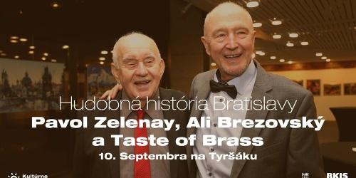Pavol Zelenay a Ali