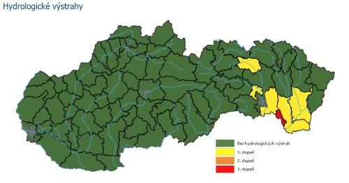 V okrese Trebišov hrozí