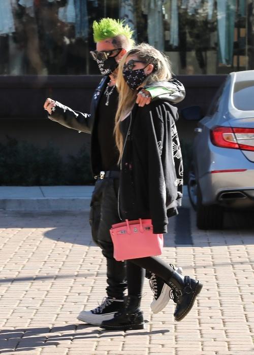 Avril Lavigne a Mod